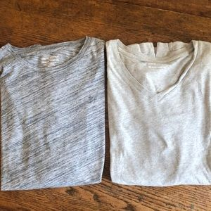 Men's Banana Republic tees